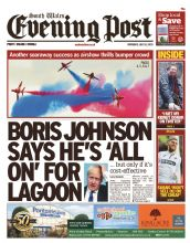 South Wales Evening Post Subscription